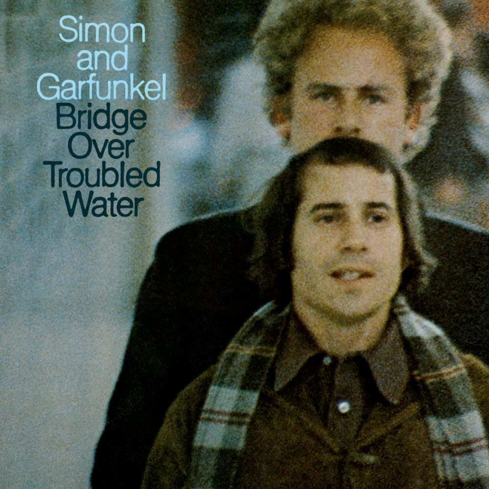 simon garfunkel bridge over troubled water 1970 The 100 Greatest Albums of All Time