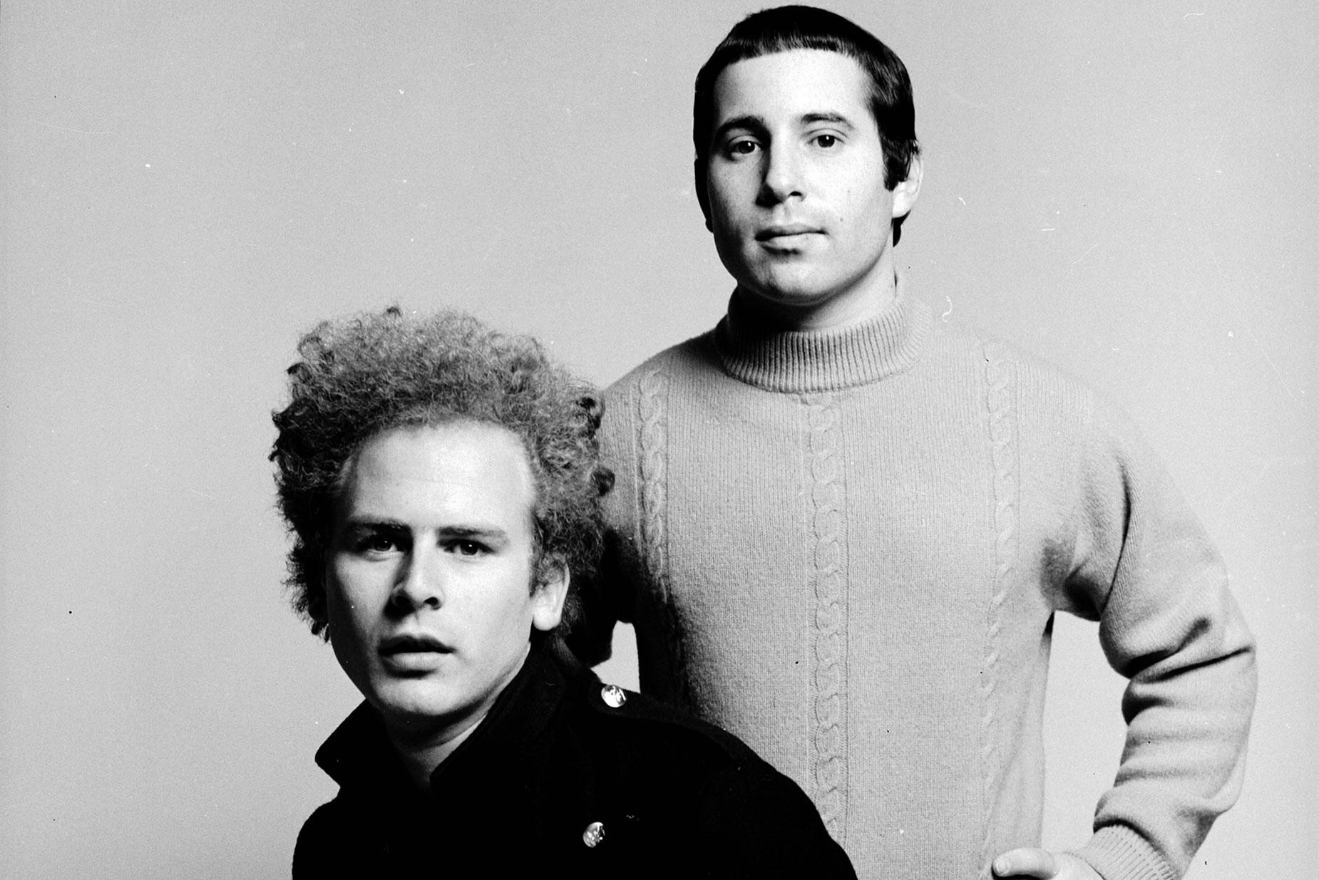 simon garfunkel Simon and Garfunkels Sounds of Silence Turns 50