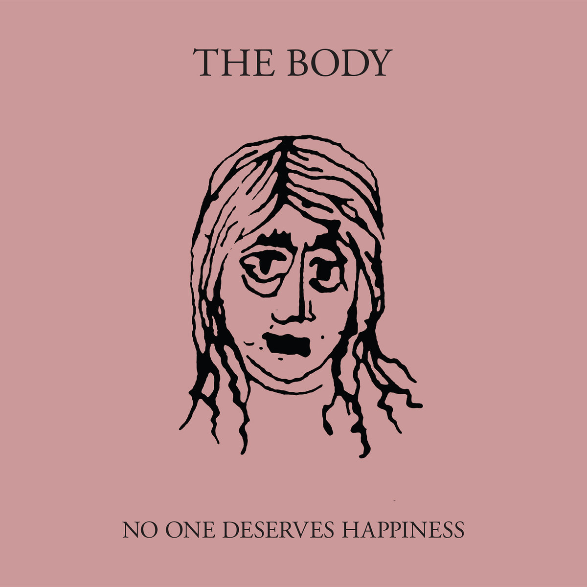 the body no one deserves happiness The Top 10 Metal Albums of 2016