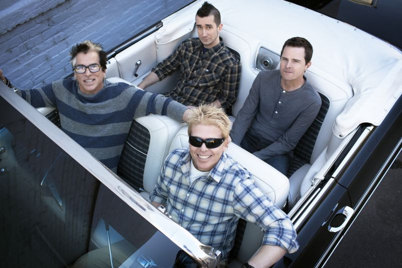 The Offspring just sold their entire catalog for $35 million
