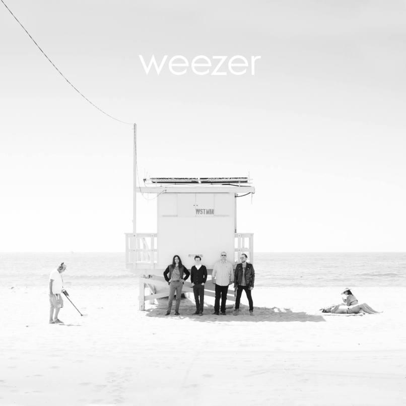 weezer white album Ranking: Every Weezer Album from Worst to Best