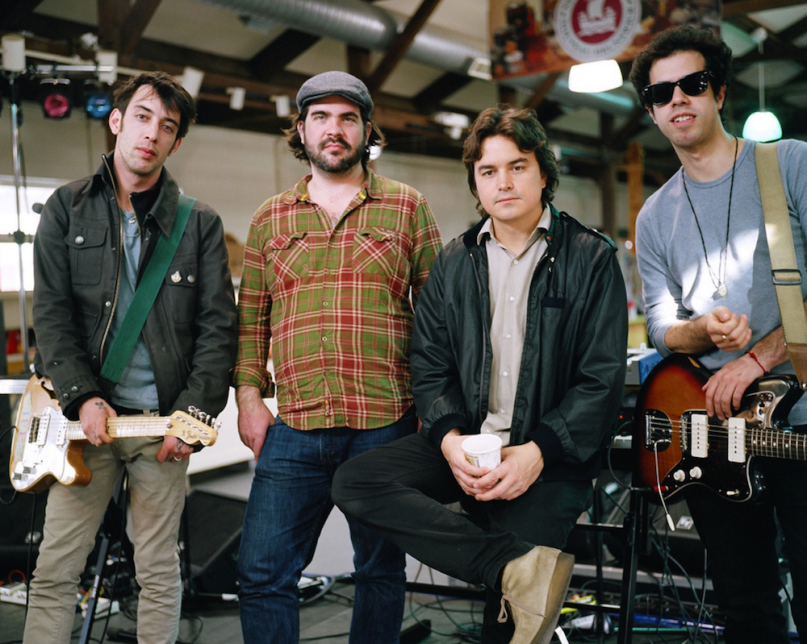Wolf Parade announce plans for new EP, Rocky Horror