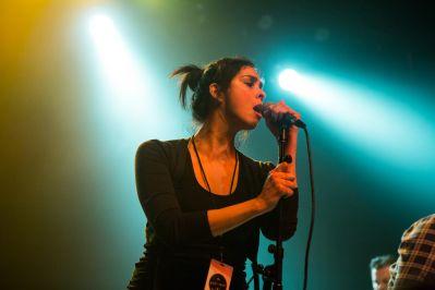 Sarah Silverman // Photo by Philip Cosores