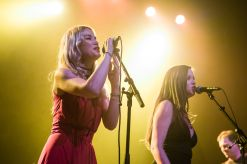The Pierces // Photo by Philip Cosores