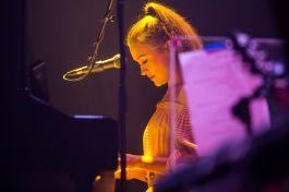Joanna Newsom // Photo by Philip Cosores