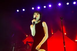 Carly Rae Jepsen // Photo by Philip Cosores