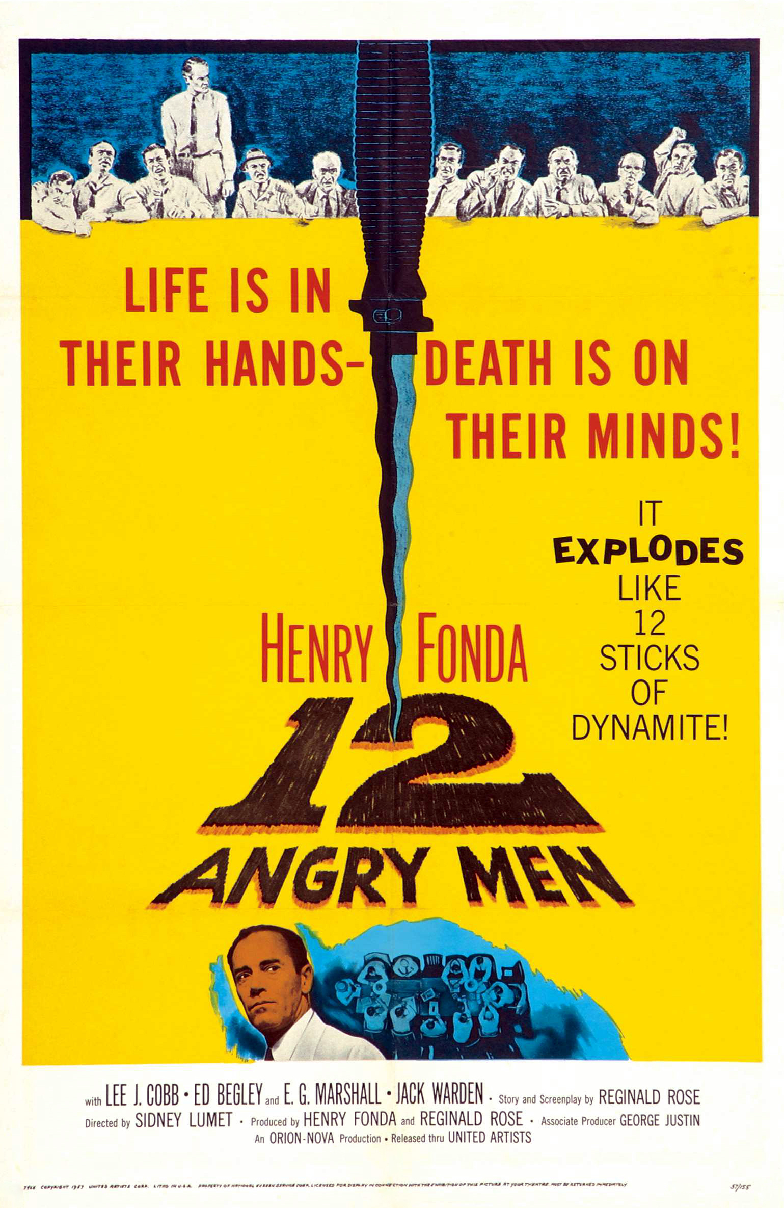 12 angry men The 27 Best Film Ensembles: From Boogie Nights to Spring Breakers