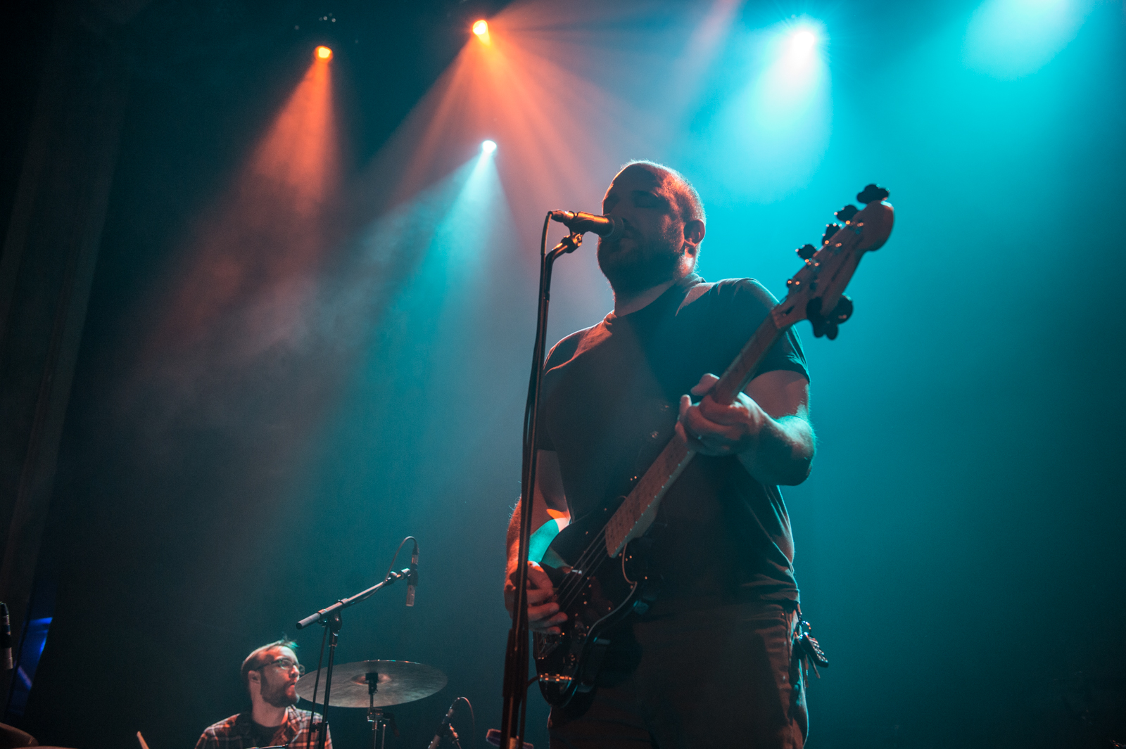 David Bazan // Photo by Jim Bennett