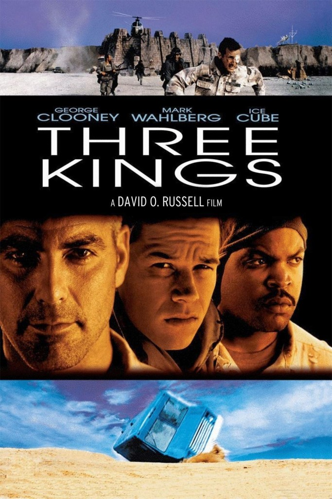 3 kings The 27 Best Film Ensembles: From Boogie Nights to Spring Breakers