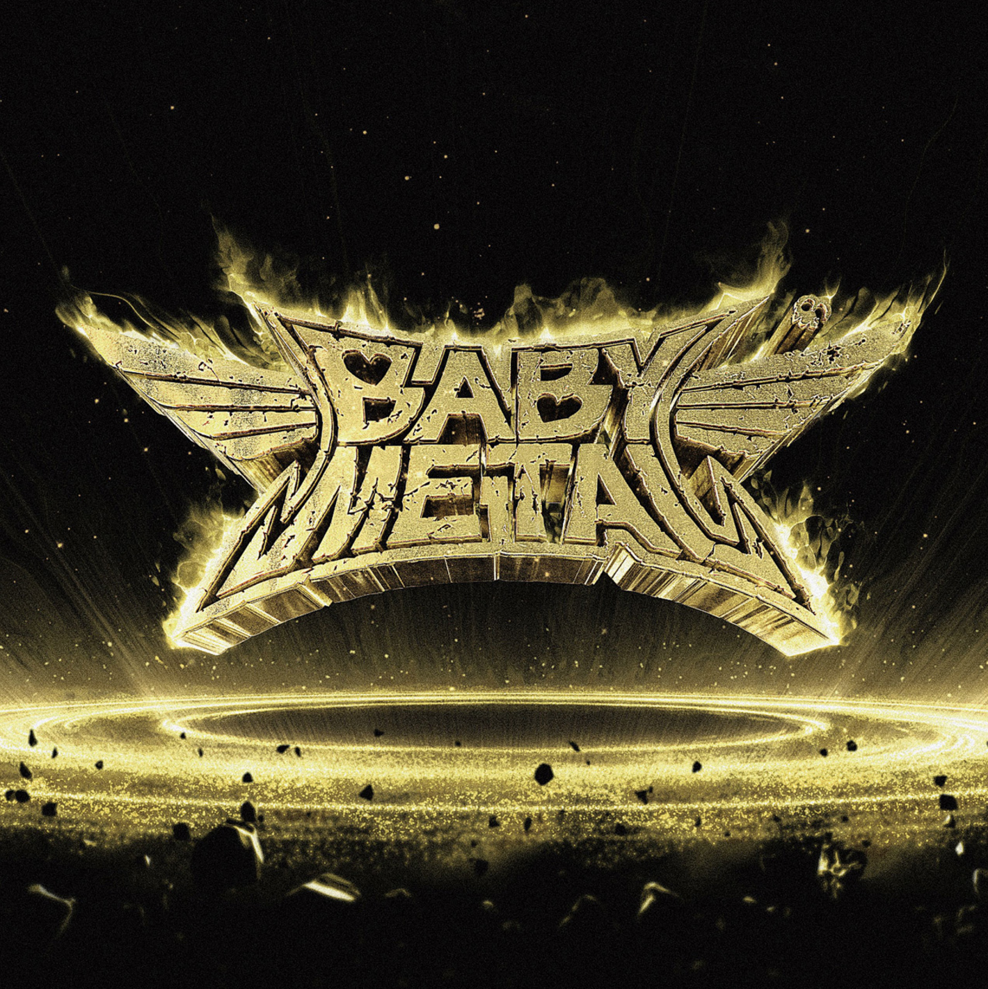 babymetal metal resistance album new j pop Top 50 Albums of 2016