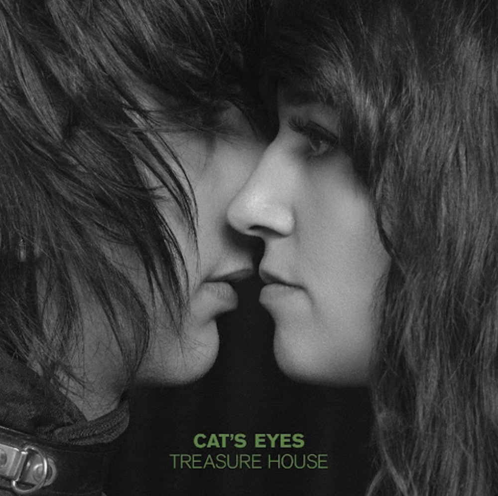 cats eyes treasure house album Cats Eyes announce new album, share Chameleon Queen    listen