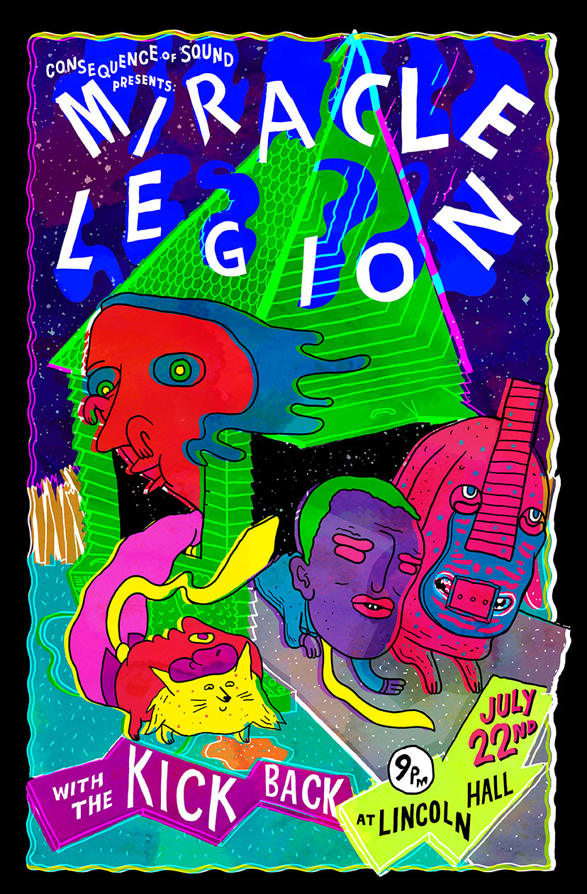 Hey Chicago! Mark Mulcahy's reunited Miracle Legion is ...