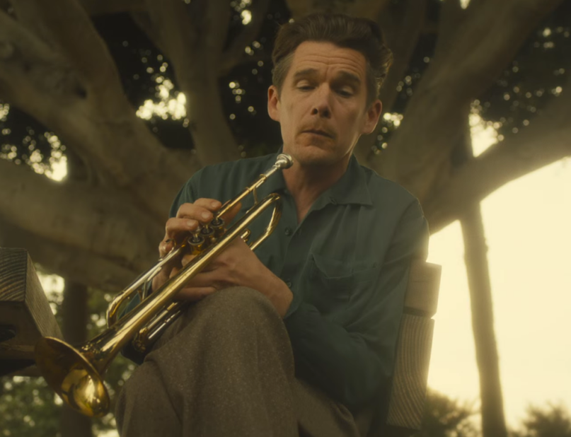 Ethan Hawke stars as Chet Baker in the first trailer for Born to Be Blue --  watch | Consequence of Sound
