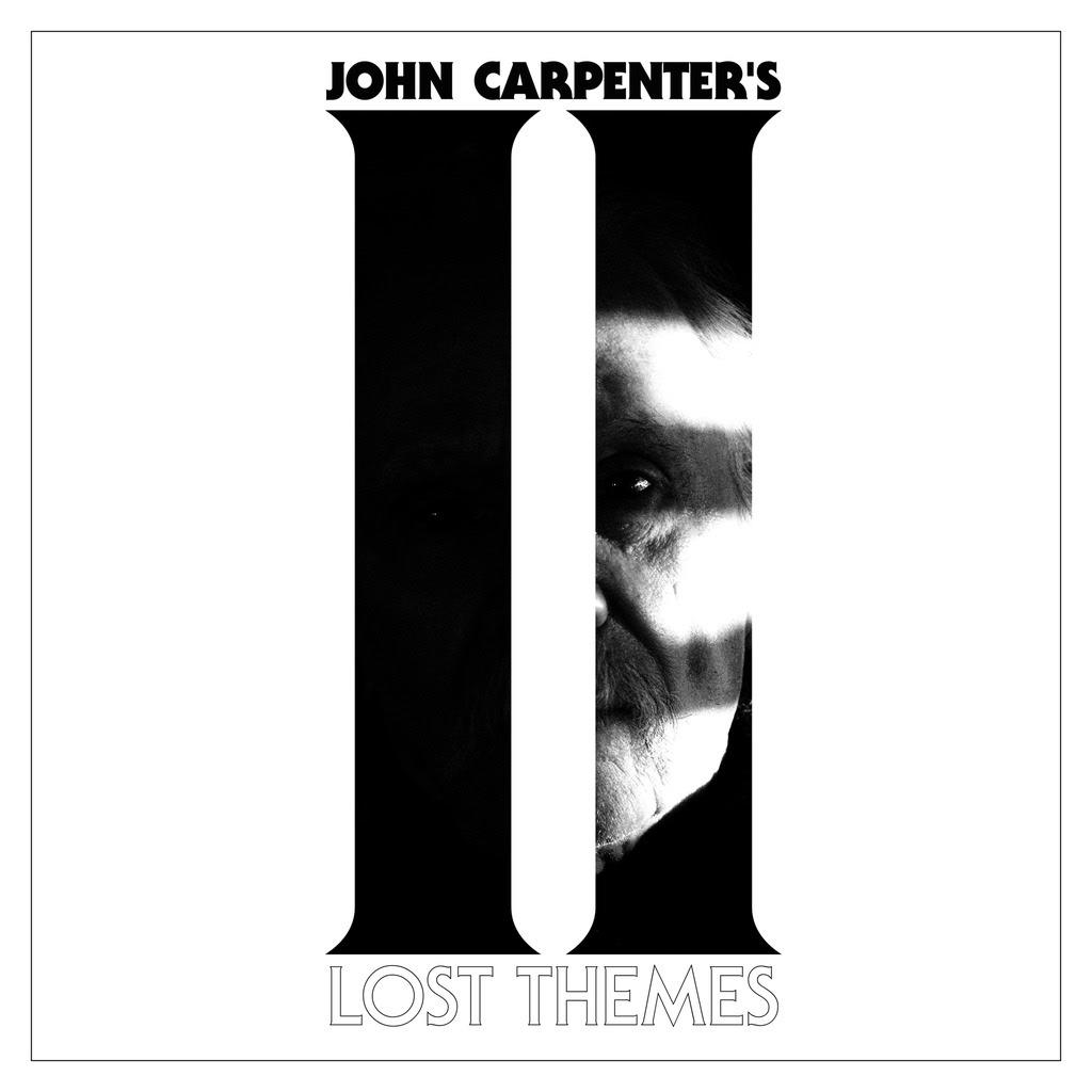 jcarpenter John Carpenter announces new solo album, Lost Themes II