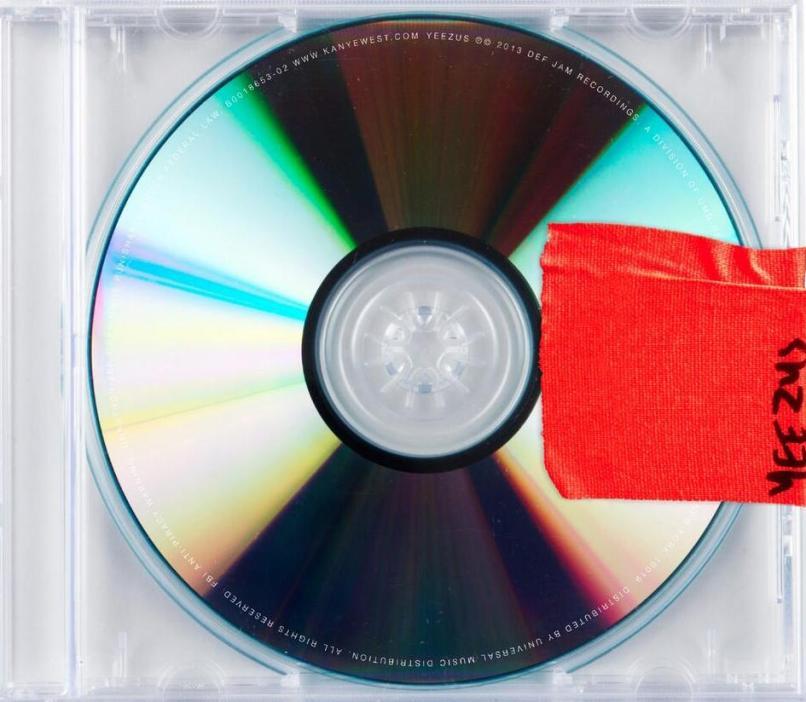 kanyeyeezuscover1 Ranking: Every Kanye West Album from Worst to Best