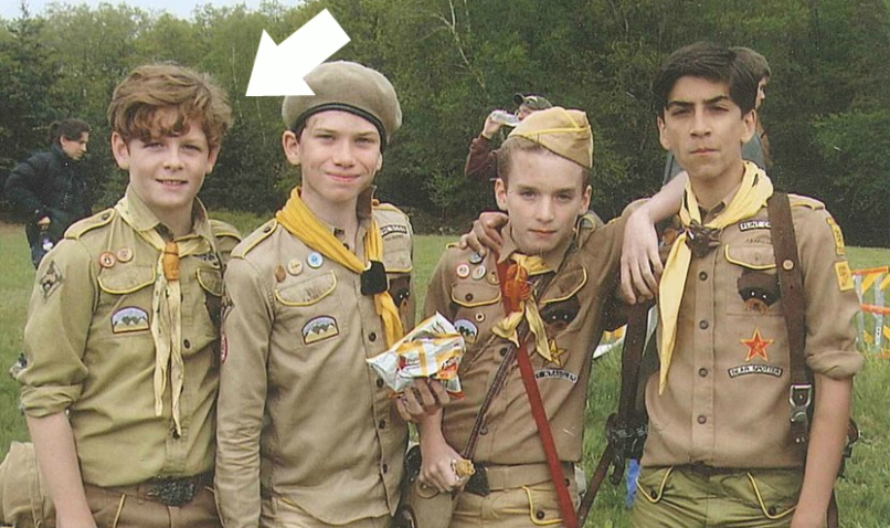 L.J. Foley, Moonrise Kingdom