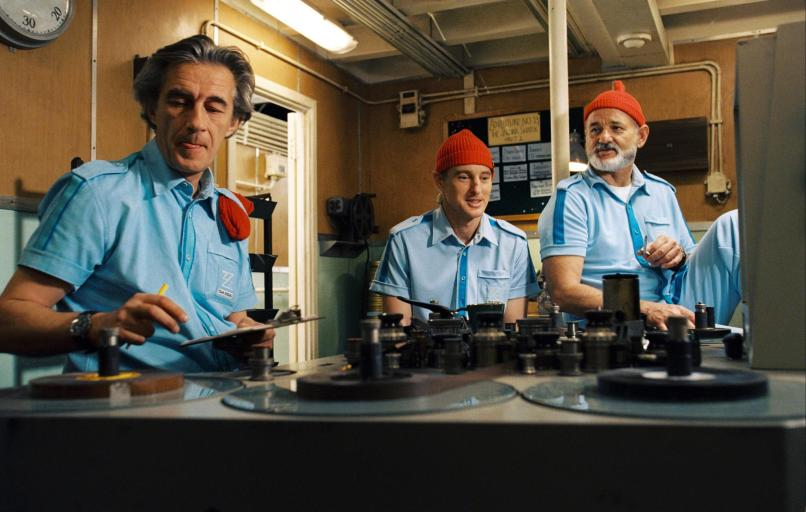Pawel Wdowczak, The Life Aquatic with Steve Zissou