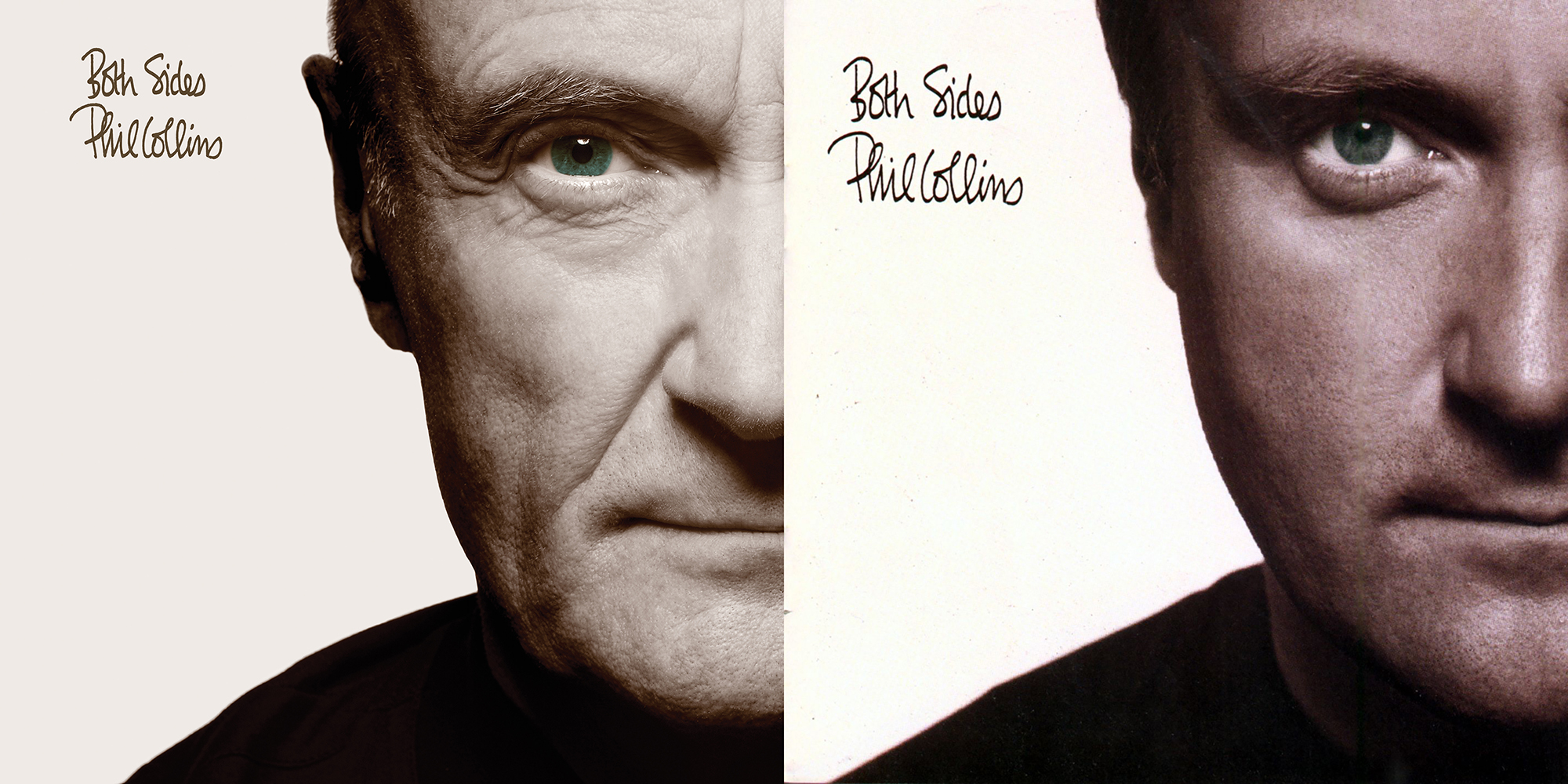 Phil Collins Both Sides merger