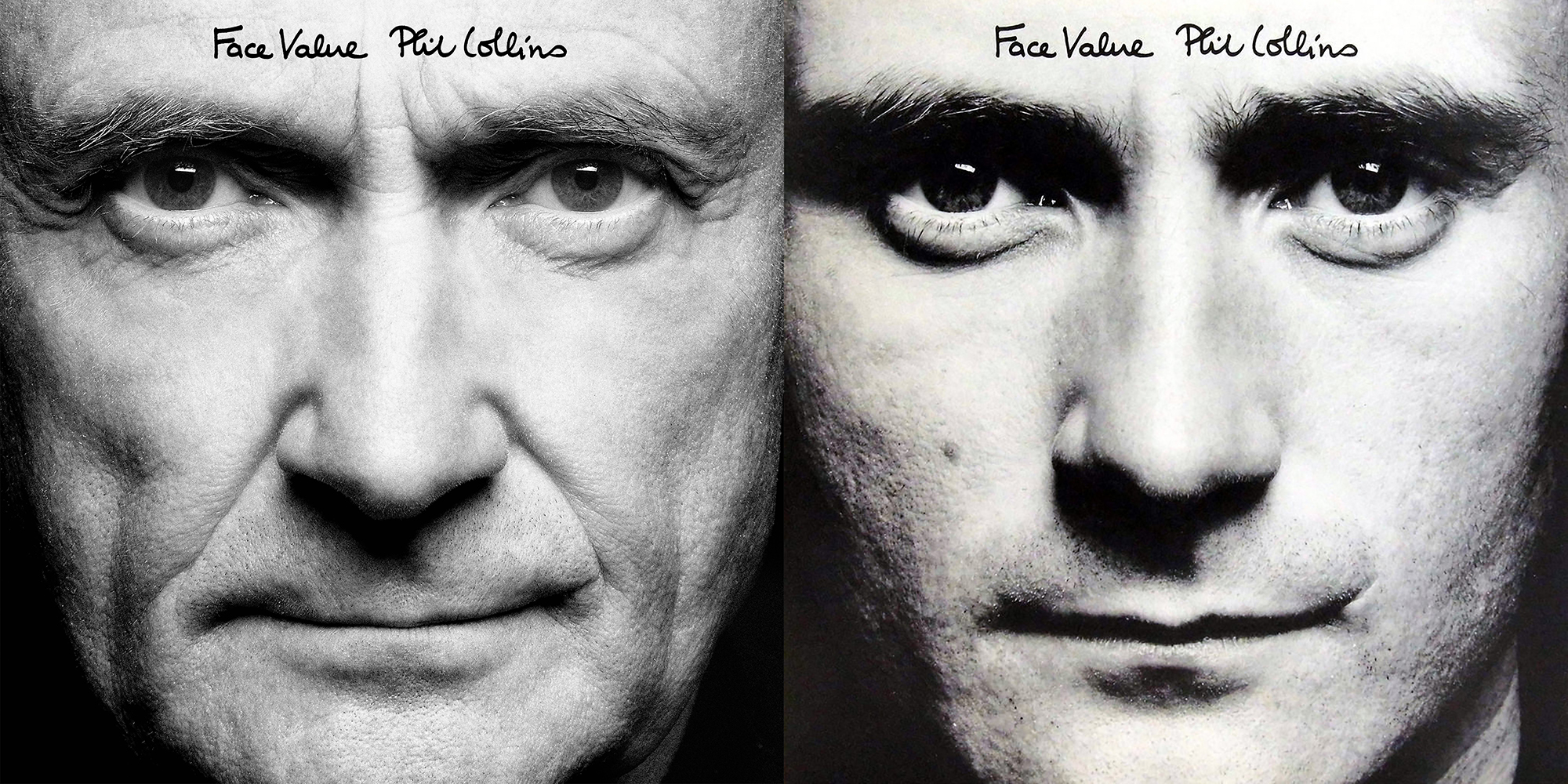 Phil Collins Face Value Merger