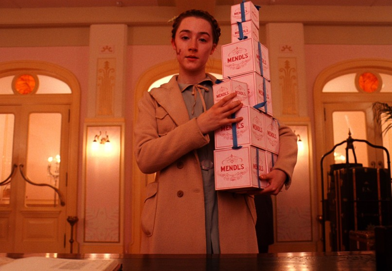 Saoirse Ronan, The Grand Budapest Hotel