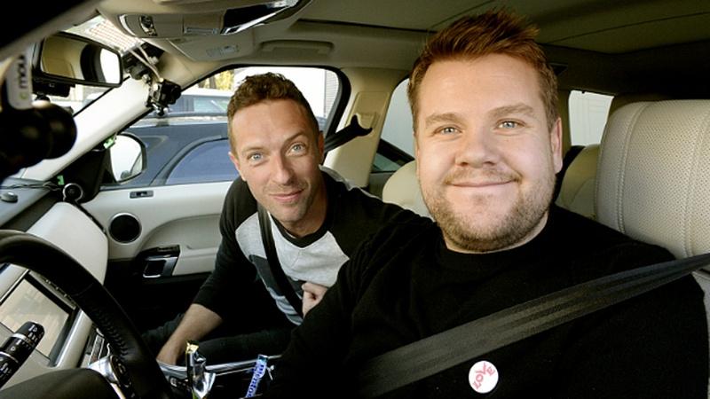 Coldplay S Chris Martin Sings Carpool Karaoke Including David Bowie