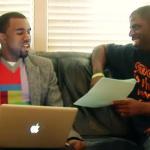 Kanye and Rhymefest