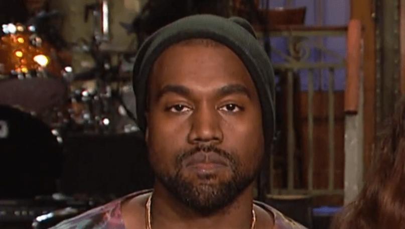 Kanye SNL
