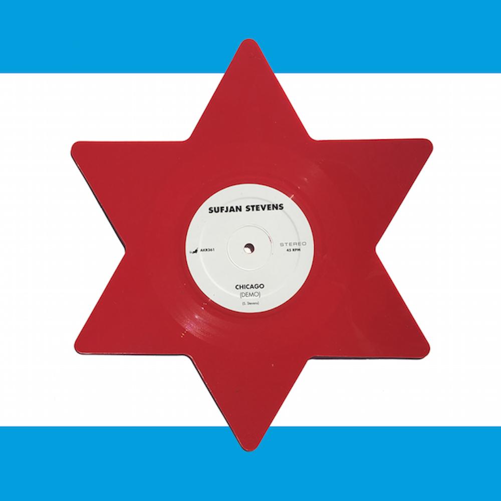 sufjan stevens chicago demo song 10th anniversary reissue Sufjan Stevens shares demo version of Chicago    listen