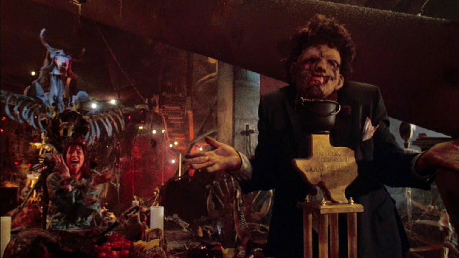 the texas chainsaw massacre 2 1986 81 The Cannon Canon: The Top 20 Cannon Films