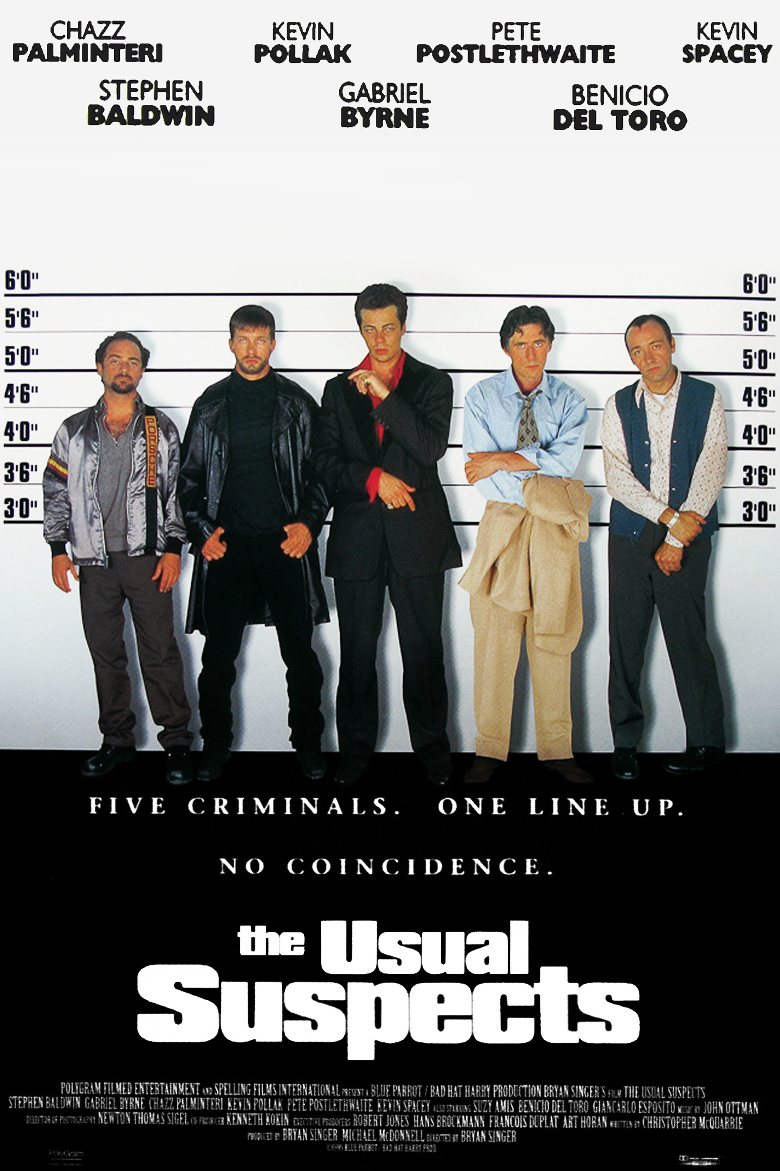 the usual suspects The 27 Best Film Ensembles: From Boogie Nights to Spring Breakers