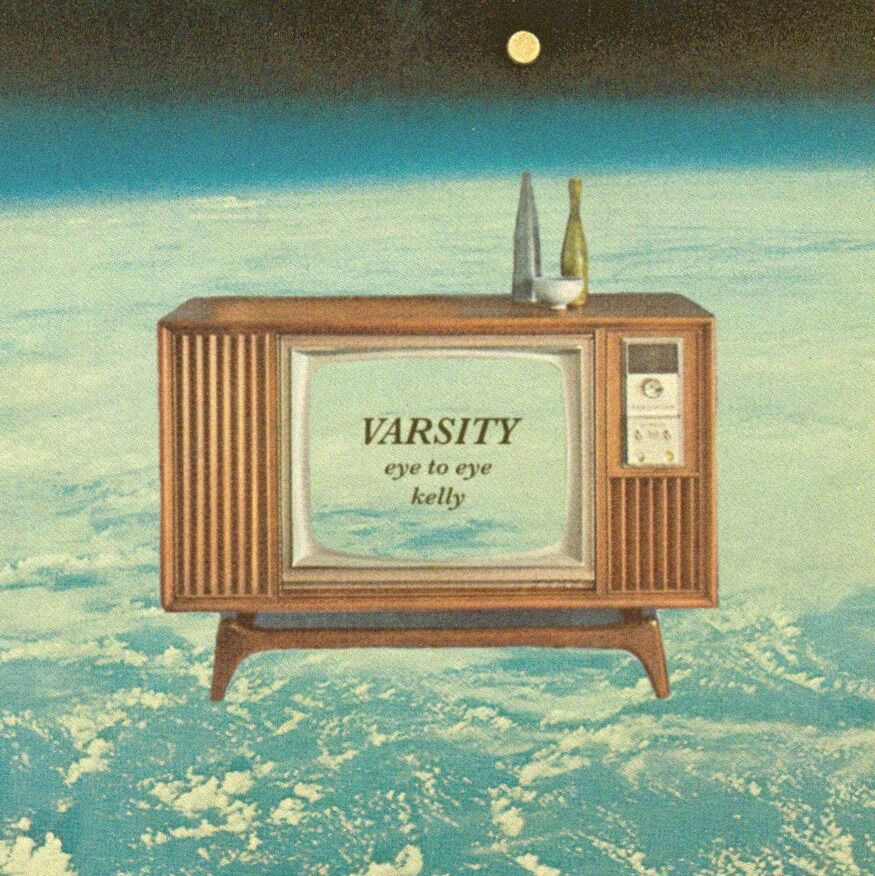 "varsitysingle VARSITY share new single, ""Eye to Eye"", along with B side ""Kelly""    listen"