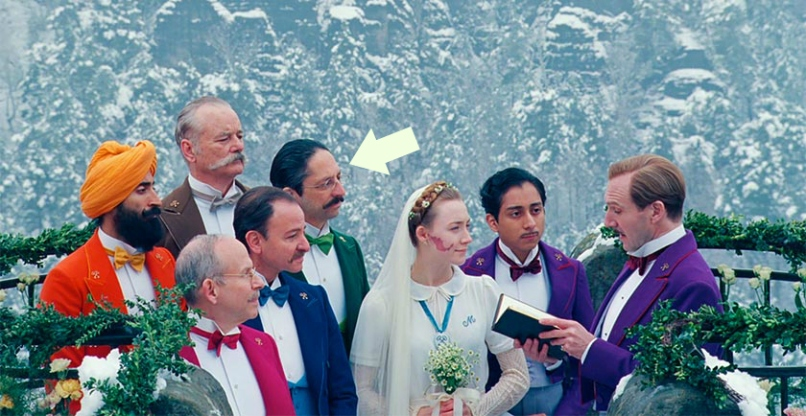 wolodarsky grand budapest Ranking: Every Wes Anderson Character From Worst to Best