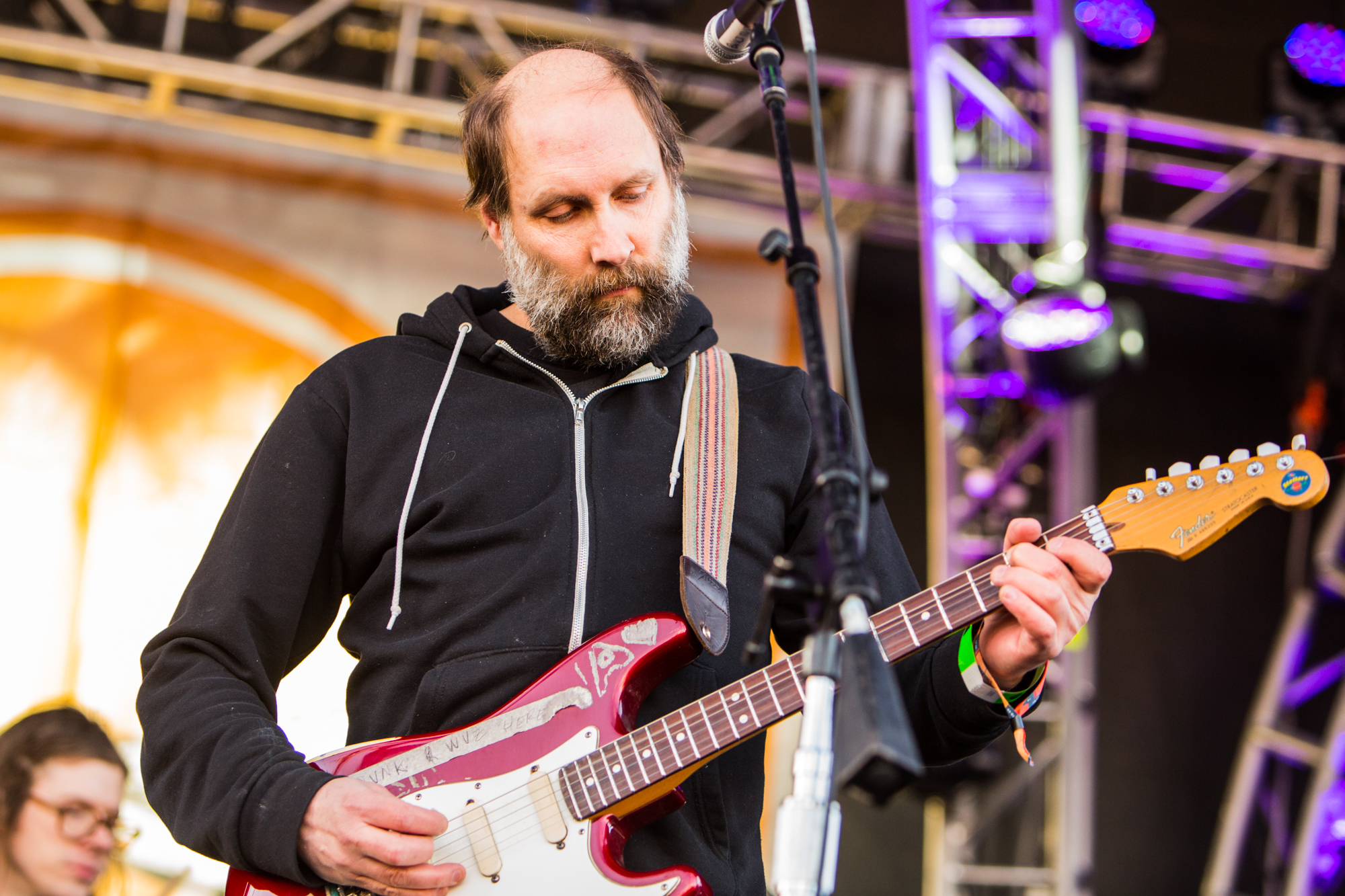Built to Spill // Photo by Philip Cosores