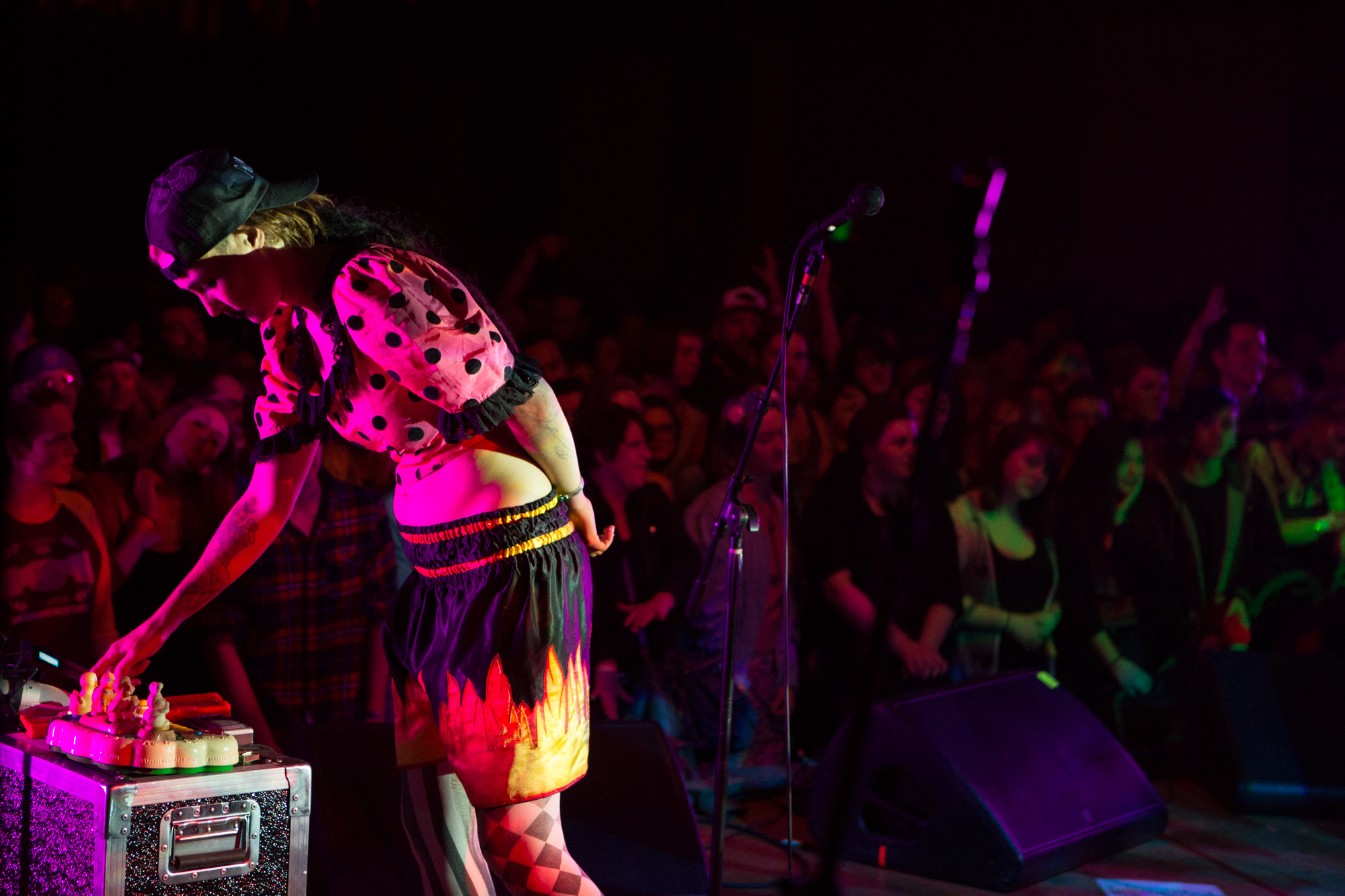 CocoRosie // Photo by Philip Cosores