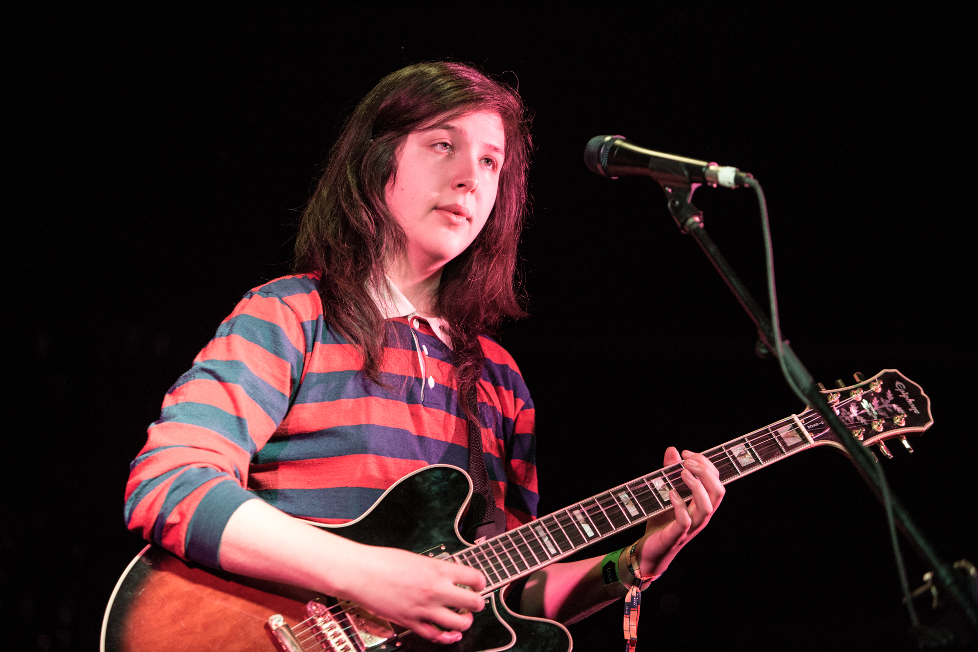 Lucy Dacus // Photo by Philip Cosores