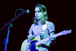 Julien Baker // Photo by Philip Cosores