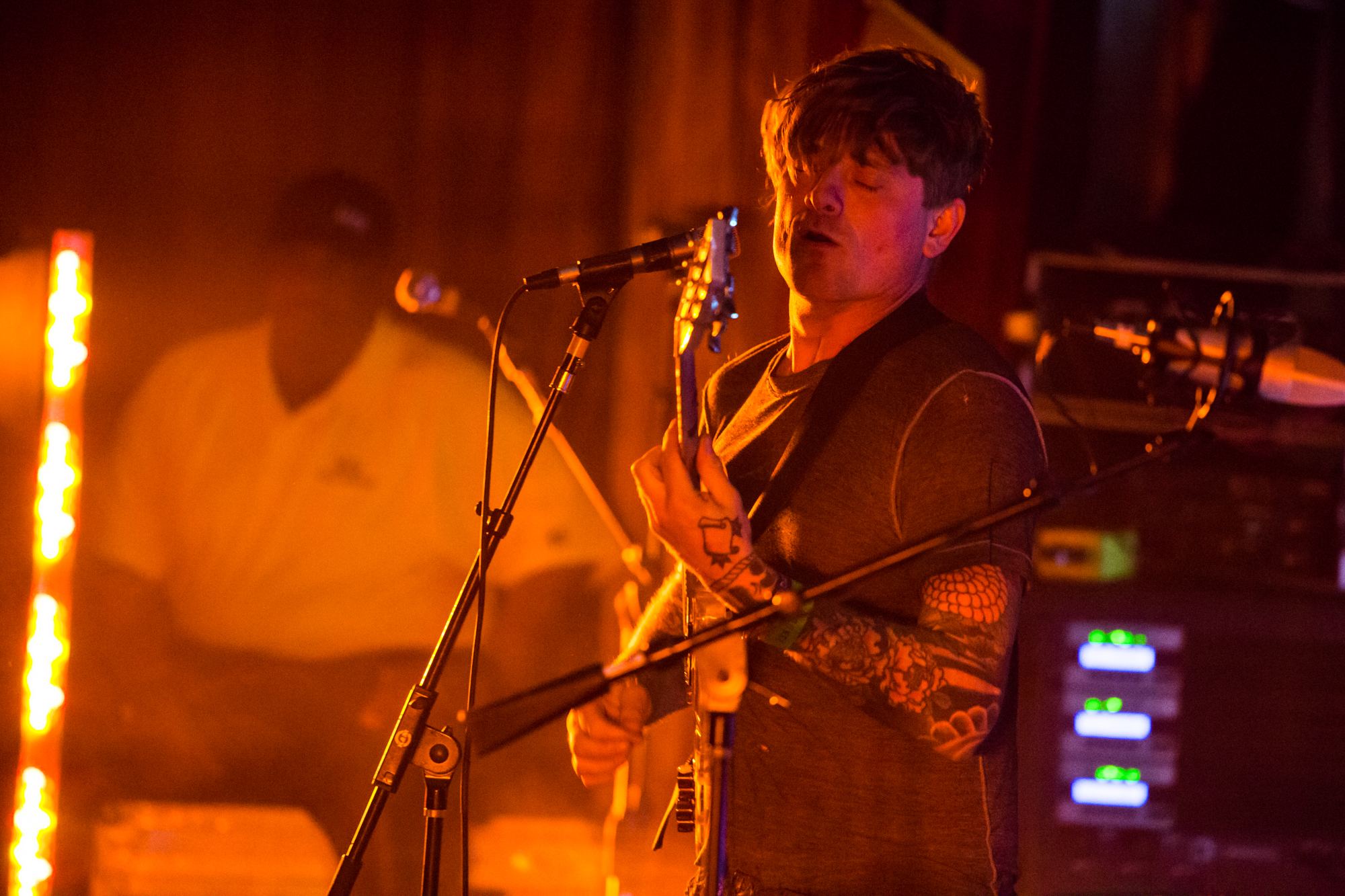 Thee Oh Sees // Photo by Philip Cosores