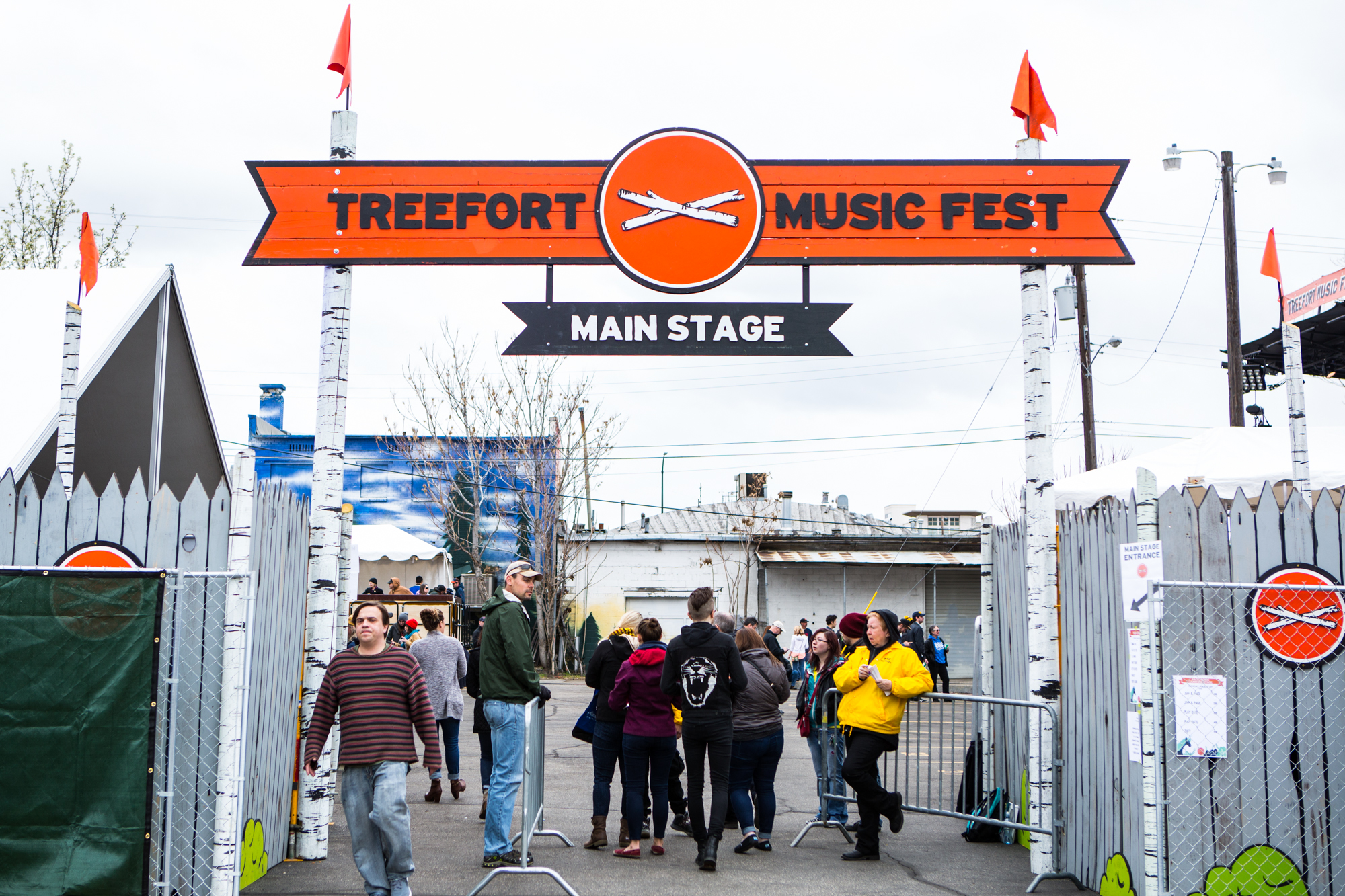 Treefort Music Festival // Photo by Philip Cosores