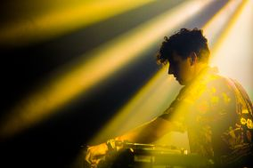 Jamie xx // Photo by Philip Cosores