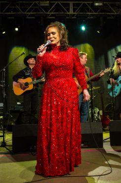 Loretta Lynn // Photo by Philip Cosores