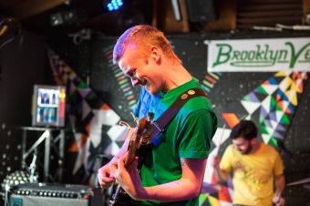 Pinegrove // Photo by Philip Cosores