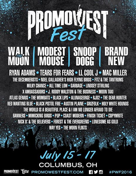 10341463 1977351289157394 8698722628152532814 n Win tickets to Columbus, Ohios PromoWest Fest