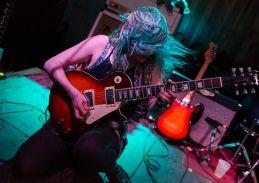 Bleached // Photo by Ben Kaye
