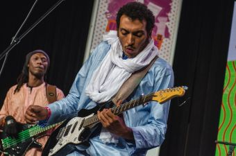 Bombino // Photo by Ben Kaye