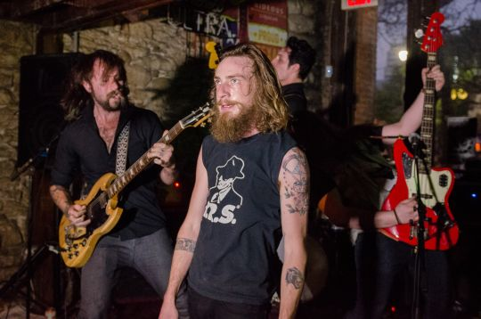 The Skulx // Photo by Ben Kaye