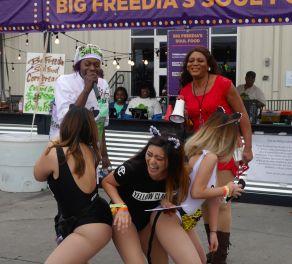 Big Freedia // Photo by Amanda Wicks