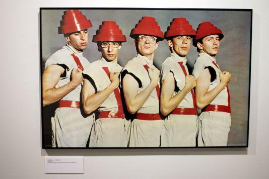 "Mark Mothersbaugh's ""Myopia"" Exhibition // Photo by Heather kaplan"
