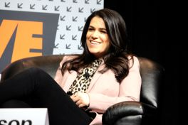 Abbi Jacobson of Broad City // Photo by Heather Kaplan