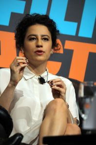Ilana Glazer of Broad City // Photo by Heather Kaplan