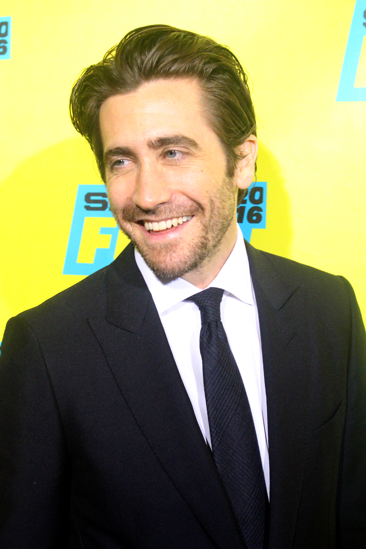 Jake Gyllenhaal // Photo by Heather Kaplan